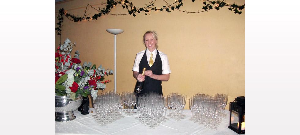 An Edinburgh Catering Company